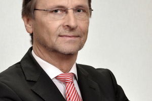 Günther Mertz,<br />Hauptgeschäftsführer des BTGA