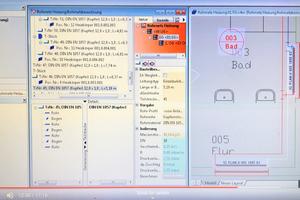 """Sanha stellt die Daten der Rohrleitungssysteme für die Software """"Plancal Nova"""" bereit.<br />"""