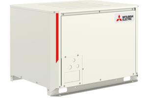 """Die """"Hydro Unit"""" ist die entscheidende Systemkomponente, die das Außengerät mit dem Wassersystem für die Innengeräte verbindet.<br />"""