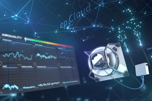 Ventilatoren von ebm-papst liefern mithilfe von Sensoren eine Fülle von Daten.