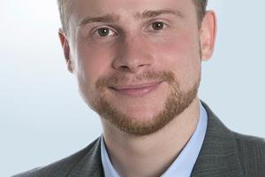 Oliver Lübker,<br />technischer Referent des BTGA