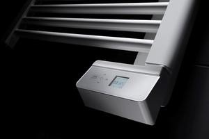 Smarte Funktionen ermöglichen bedarfsgerechtes Heizen und vermeiden Energieverschwendung.