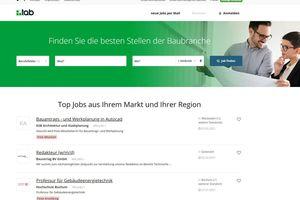 Der Bauverlag-Stellenmarkt bietet neue Chancen im Berufsleben – ...