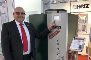 Rainer Höfer ist neuer Deutschland-Chef bei Herz.