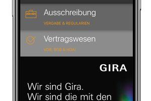 """Für Elektroplaner hat Marcel Aulenbach in Zusammenarbeit mit Gira die """"TGA Xpert""""-App entwickelt, zu der es Schulungen gibt."""