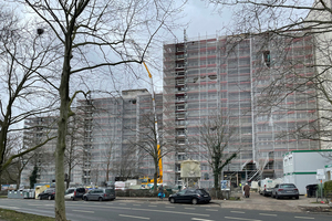 Wärmeversorgung sichergestellt – die Gebäude der LEG Immobilien AG wurden modernisiert.