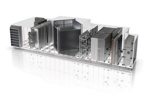 """Die Geräte der """"KG Flex""""-Serie überzeugen durch vielfältige Auslegungsmöglichkeiten mit bis ins Detail durchdachter Technik. Sie wurden für höchste statische, thermische und hygienische Anforderungen entwickelt.<br />"""
