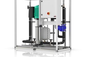 """Auch bei hohen Hygiene-Anforderungen von einer effizienten Wärmerückgewinnung profitieren: Der Einsatz des Hochleistungs-Kreislaufverbundsystems """"HKVS"""" macht es möglich.<br />"""