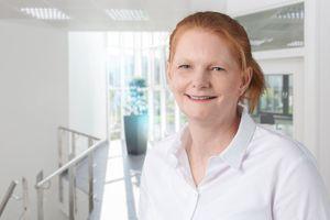 Meike Strauch ist die neue Marketingleiterin der aquatherm GmbH.