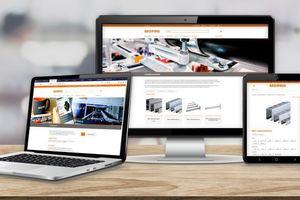 Der neue Müpro-Online-Shop ist auf allen Endgeräten einfach zu bedienen.