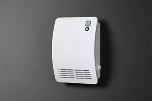 Die Bedienung von Elektrodirektheizungen erfolgt einfach über Displays.