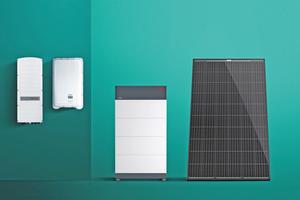 Die neuen Photovoltaikmodule von Vaillant sind leistungsstärker und kostengünstiger als ihre Vorgänger.