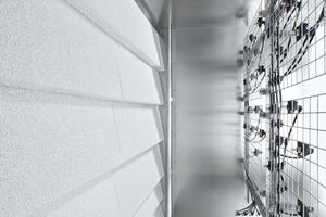 """Beispiel für eine adiabate Luftbefeuchtung: Hybrid Luftbefeuchter """"Condair DL"""""""