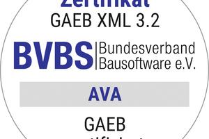 """Bei jeder aktuellen """"Orca AVA""""-Version ist der Datenaustausch nach GAEB zertifiziert."""