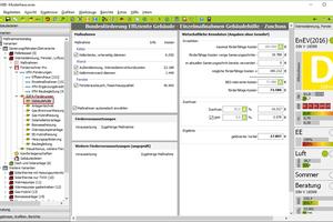 """Der """"Förderrechner Pro"""" ist ein Modul innerhalb der professionellen Energieberatersoftware Evebi""""."""