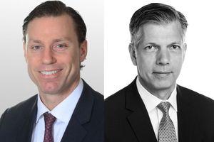 Jonas Nilsson (links) und Jan Peter Tewes werden Ideal Standard International als Doppelspitze gemeinschaftlich führen.