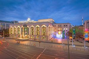 Der Friedrichstadt-Palast Berlin: Im beliebten Revuetheater wurde während einer Corona-bedingten Schließung das gesamte Be- und Entlüftungsnetz saniert.