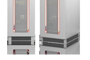 """Die """"Sirio Power Supply"""" (SPS) regelt das Batteriemanagement und überwacht gleichzeitig die Eingangs- und Ausgangsströme des Stromnetzes, um eine Überlastung zu verhindern."""
