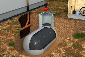 Tankschutzfachbetriebe setzen die auf Maß gefertigte neue Innenhülle in den Tank ein, anschließend wird sie aufgeblasen und hält dank der integrierten Magnete dauerhaft fest am Tank!