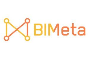 "<div class=""Bildtitel"">Das Logo des Projekts ""BIMeta""</div>"