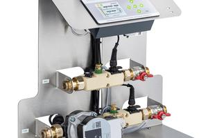 """Das """"desaliQ""""-Inline-Regelmodul ist ein kompaktes Werkzeug zur Heizwasseraufbereitung."""
