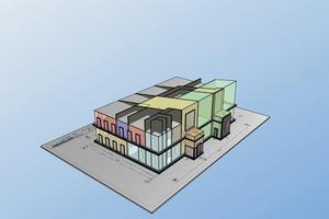 Detaillierte Gebäudesimulationen sind die Basis für die Umsetzung des my-PV-Pilotprojekts.