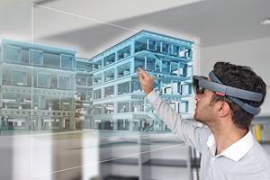 Planen im virtuellen Raum: Virtual, Augmented und Mixed Reality kann man auch als Planungswerkzeug nutzen.