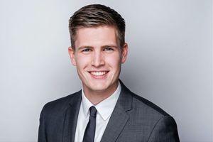 Niels Gram ist Verkaufsrepräsentant Ost.