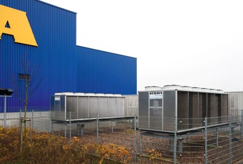 Systeme Für Das Kühlheizen Tab Das Fachmedium Der Tga Branche