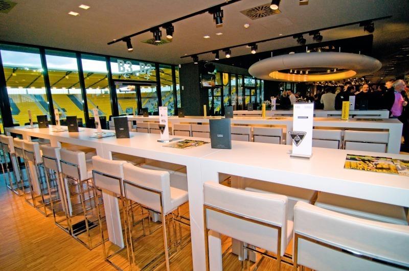 Tab themen heizung fachartikel pumpensysteme f r den tivoli neubau - Moderne lounges fotos ...