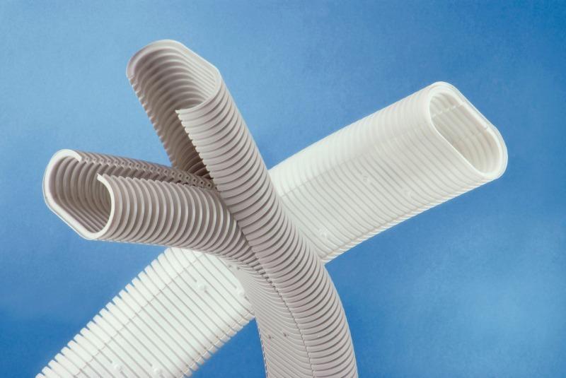 Ovale Kabelschutzrohre Tab Das Fachmedium Der Tga Branche