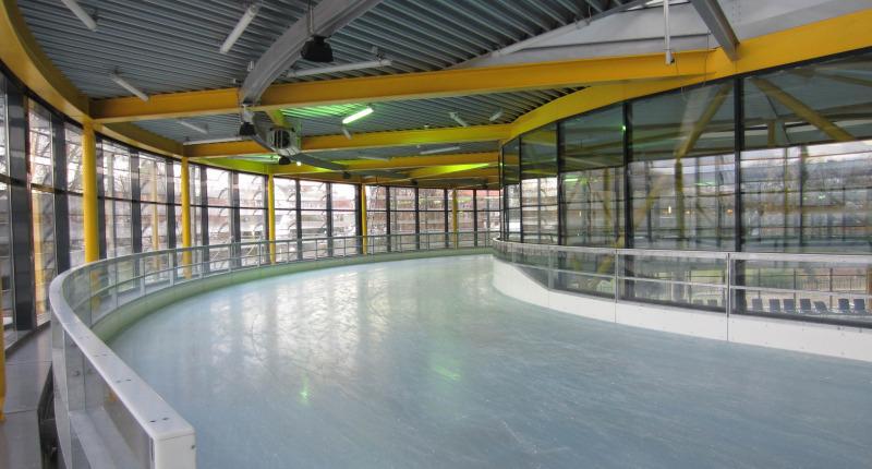 Lentpark Eisbahn