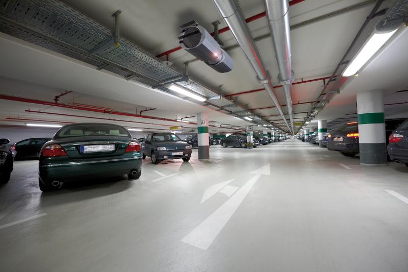 car park ventilation design pdf