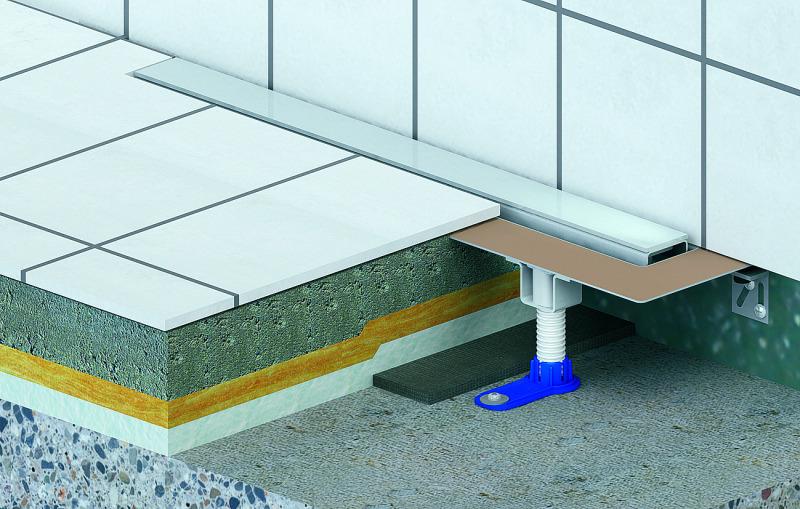 duschrinne einbauen duschrinne einbauen anleitung. Black Bedroom Furniture Sets. Home Design Ideas