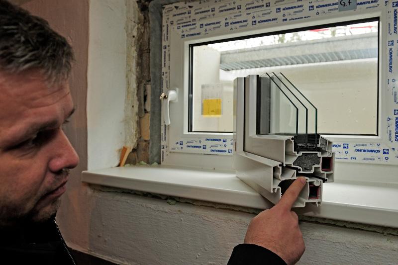 Dreifach Verglaste Fenster tab themen energie solar fachartikel leuchtturmprojekt