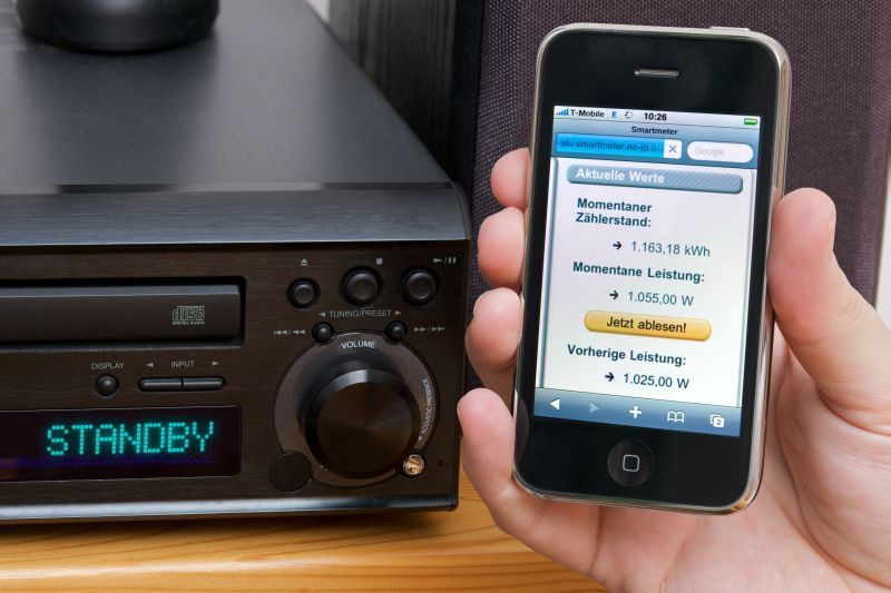 Stromverbrauch Smartphone