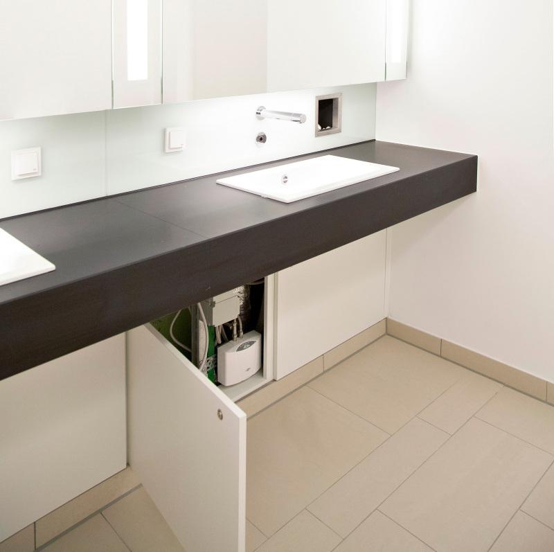 tab   themen   wasser/abwasser   news   dezentral zu warmwasser - Kleindurchlauferhitzer Für Die Küche