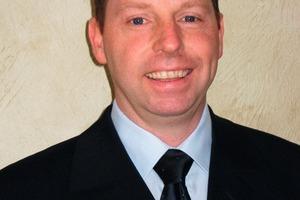 Dipl.-oec. Markus Kurz, Marketingleiter der perma-trade Wassertechnik GmbH, stellte sich den Fragen der tab-Redaktion<br />
