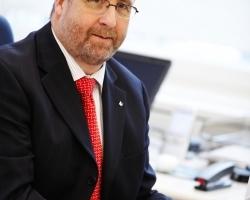 Lutz Reuter, Geschäftsführer der Trox GmbH