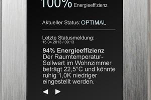"Die Applikation ""Digicontrol Degreen"" des GFR Raumautomationssystems ""Room4D"""
