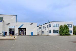 Wird ab sofort zum Logistikzentrum für die gesamte Raab-Gruppe: Der Standort Luckenau in Sachsen-Anhalt  (Foto: Joseph Raab GmbH & Cie. KG, Neuwied)