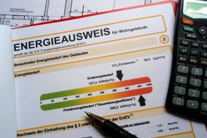 Eckwerte aus dem Energieausweis gehören in die Immobilienanzeige.
