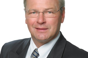 Der neue Vorsitzende des Fachverbandes Armaturen, Rupprecht Kemper, Geb. Kemper