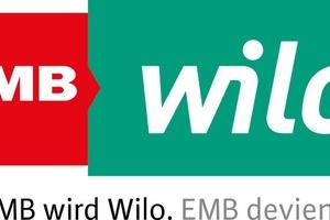Aus EBM wird die Wilo Schweiz AG.