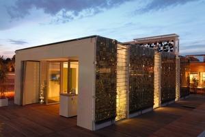 """Das Plus-Energiehaus """"home+"""" soll als lebendiges Labor für die Forschung und Lehre genutzt werden<br />"""