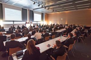 Das Intersec Forum findet parallel zur ISH in Frankfurt am Main statt.
