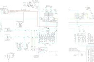 """<div class=""""grafikueberschrift"""">Das Funktionsschema zeigt die Verbraucher und Kühlturmpumpen.</div>"""