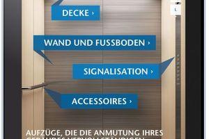 Kone bietet eine Aufzug-App<br />
