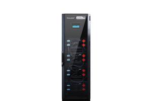 """Neu auf der Intersolar 2014: """"StoraXe""""-Batteriespeicher """"SRS2025"""" mit einer Speicherkapazität von 25 kWh für die Bereiche Home & Small Business"""