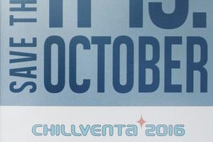 Die Chillventa öffnet vom 11. bis 13. Oktober 2016 ihre Tore.